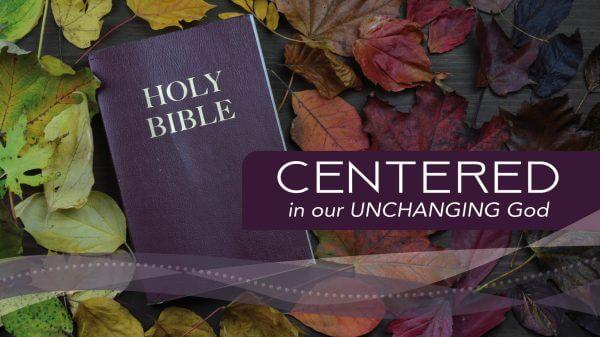 God our Refuge - Colleen Alford Image