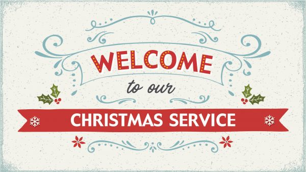 2020 CHRISTMAS Service Online Image