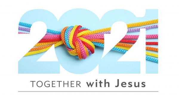 Together with Jesus - Galatians 12:20-21 - Travis Ryan Image