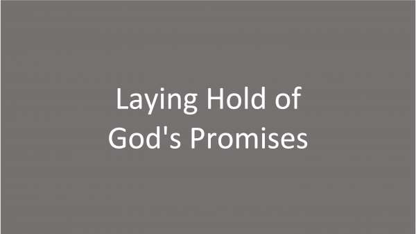 God's Promise: Love Image